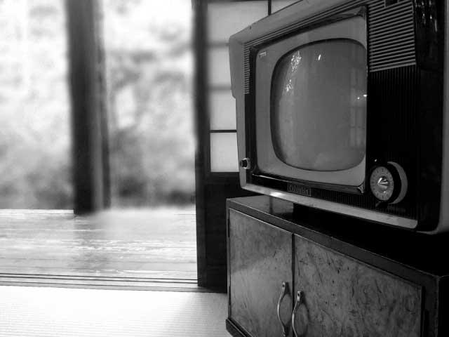 やがて滅びるというテレビについて